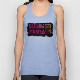 Summer Fridays Unisex Tank Top