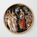 Primavera Painting by Sandro Botticelli by vintageartstore