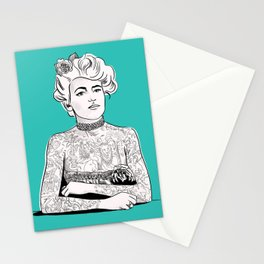 Maud Stevens Wagner Stationery Cards