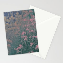 Capricious Floral II Stationery Cards