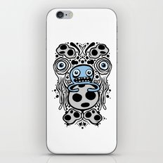 Panopticon Space (White Version) iPhone & iPod Skin