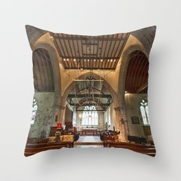 St Andrews Crossing Throw Pillow