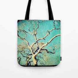Bronze Tree Tote Bag