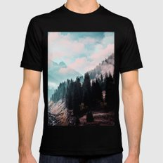 The Juxtaposed Creation #society6 #decor #buyart MEDIUM Mens Fitted Tee Black