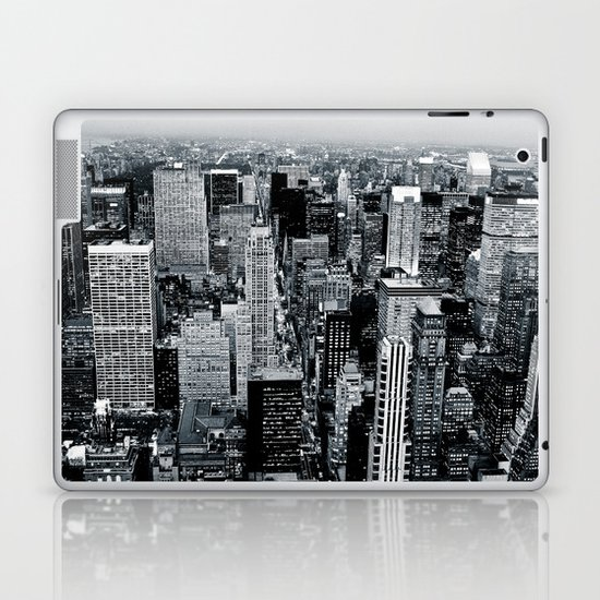 NYC - Big Apple Laptop & iPad Skin