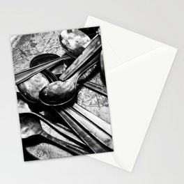 Spooning Stationery Cards