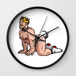 Kink Arthur Wall Clock