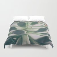 plant Duvet Covers featuring Plant by pf_photography