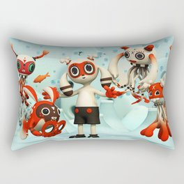 Walter's Imaginarium Rectangular Pillow