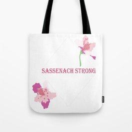Sassenach Strong Tote Bag