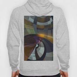 Abstract Composition 26 Hoody