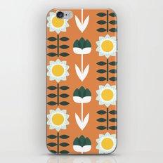 Set Sun Mandarin iPhone Skin