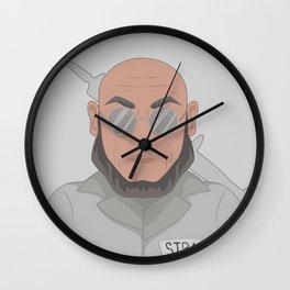 Hugo Strange Wall Clock