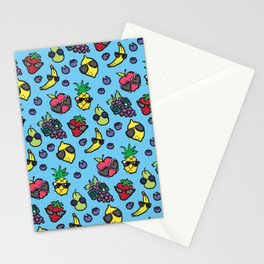 Cool Fruits Stationery Cards