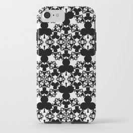 Clubs iPhone Case