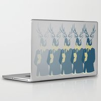 suits Laptop & iPad Skins featuring Suits me by DisdainGlittersGold