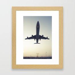 Flight5 Framed Art Print