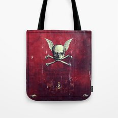 The Supernatural Pirate Tote Bag