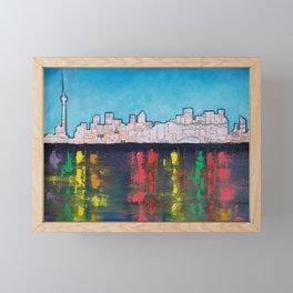 The 6ix Framed Mini Art Print