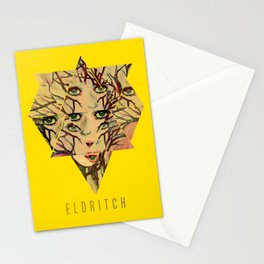 Eldritch Treeface Stationery Cards