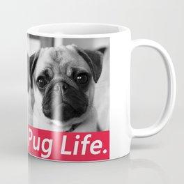PUG LIFE BOX Coffee Mug