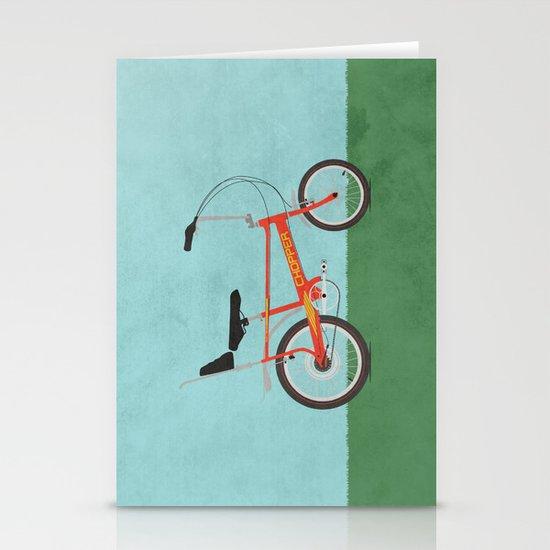 Chopper Bike Stationery Cards