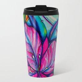 She's a wildflower Travel Mug