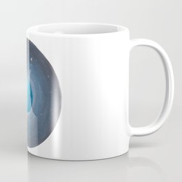 Solar System: Uranos - the Tilted Giant and his Moons Coffee Mug