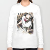 hannibal Long Sleeve T-shirts featuring Hannibal by Juan Pablo Cortes