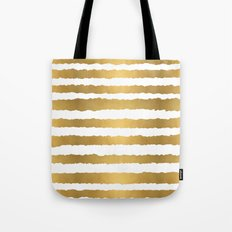 Earning Her Stripes Tote Bag