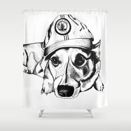 For Cassidy Shower Curtain