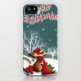 Noel 2 iPhone Case