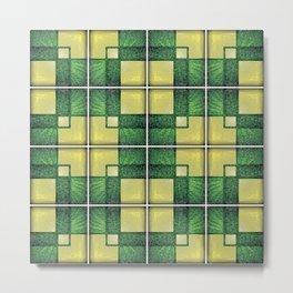 Vintage Tiles #1 Metal Print