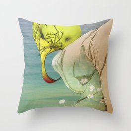 Viagem#1 Throw Pillow