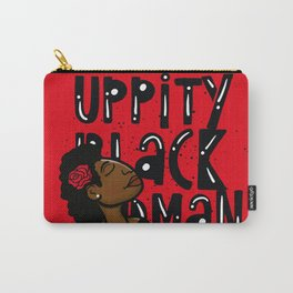 Uppity Black Woman Carry-All Pouch