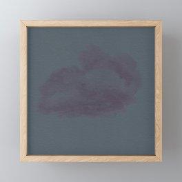 Dare to Dream - Cloud 99 of 100 Framed Mini Art Print