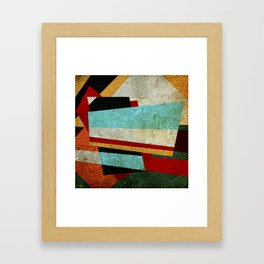 Cereja do bolo Framed Art Print