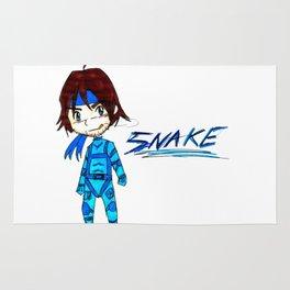 MGS - Snake Rug