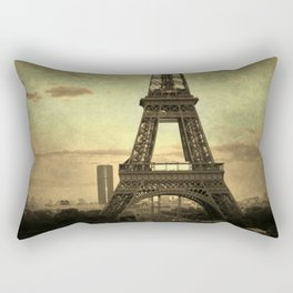 Mon Paris - La Tour Eiffel Rectangular Pillow
