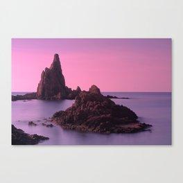Arrecife de las Sirenas Canvas Print