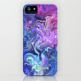 Transcend into your dreams iPhone Case