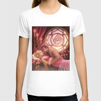 sleeping beauty T-shirts featuring Sleeping Beauty by the-untempered-prism
