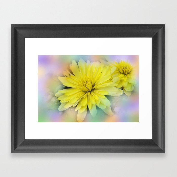 the beauty of a summerday -120- Framed Art Print