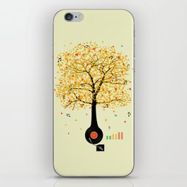 Sounds of Nature iPhone Skin