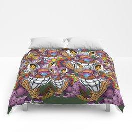 Steampunk Bunny Rabbit Comforters