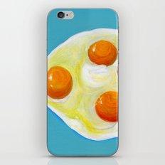 Four Fried Eggs  iPhone & iPod Skin