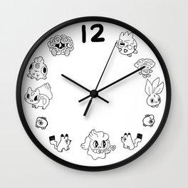 Pokemen  Wall Clock