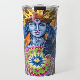 Estrella de la Luz - Angel of New Beginnings Travel Mug