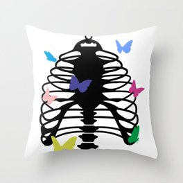 Free your feelings Throw Pillow