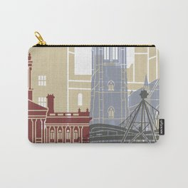 Volton skyline poster Carry-All Pouch